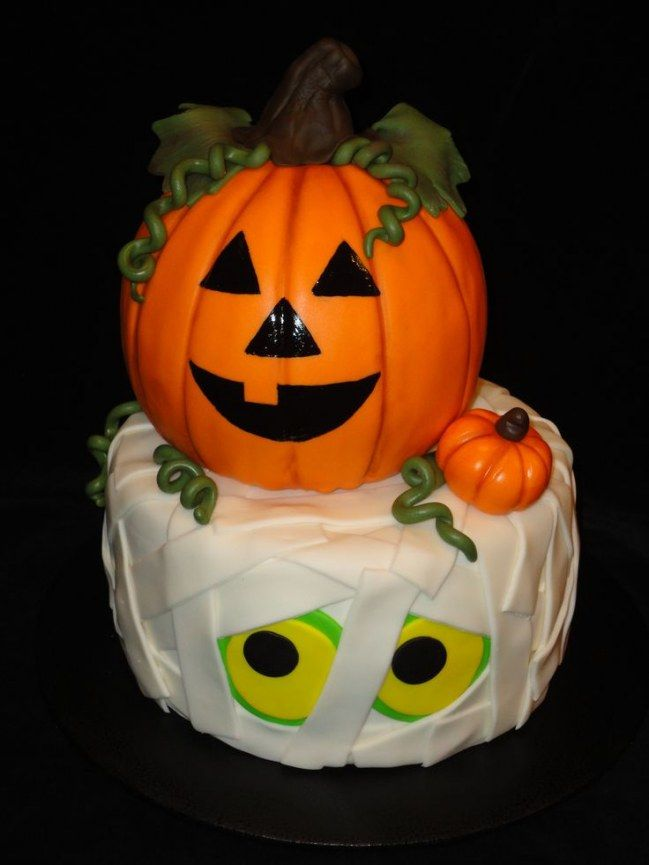 Funky et gourmands, les desserts d\'Halloween | Cake, Cucina and ...