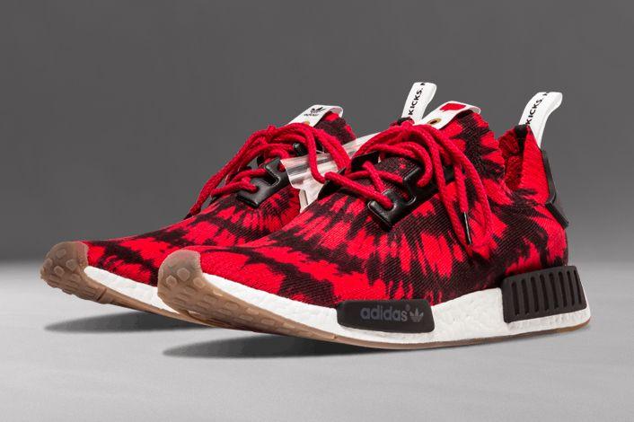 online retailer 39a96 bc091 Nice Kicks x adidas NMD R1 Primeknit AQ4791 | Resuelve ...