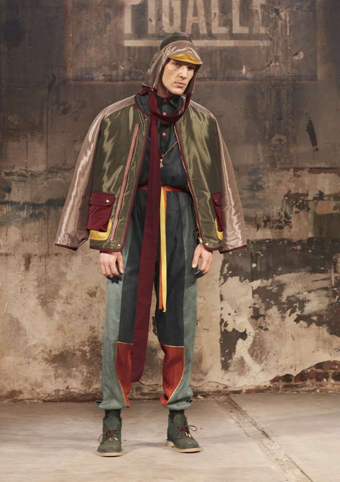 Male Fashion Trends: Pigalle Paris Fall-Winter 2017 Collection