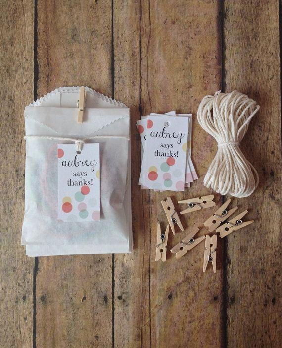 Wedding Take Home Gifts: Take-home Goodie Bags #weddingstyle #weddings #favors