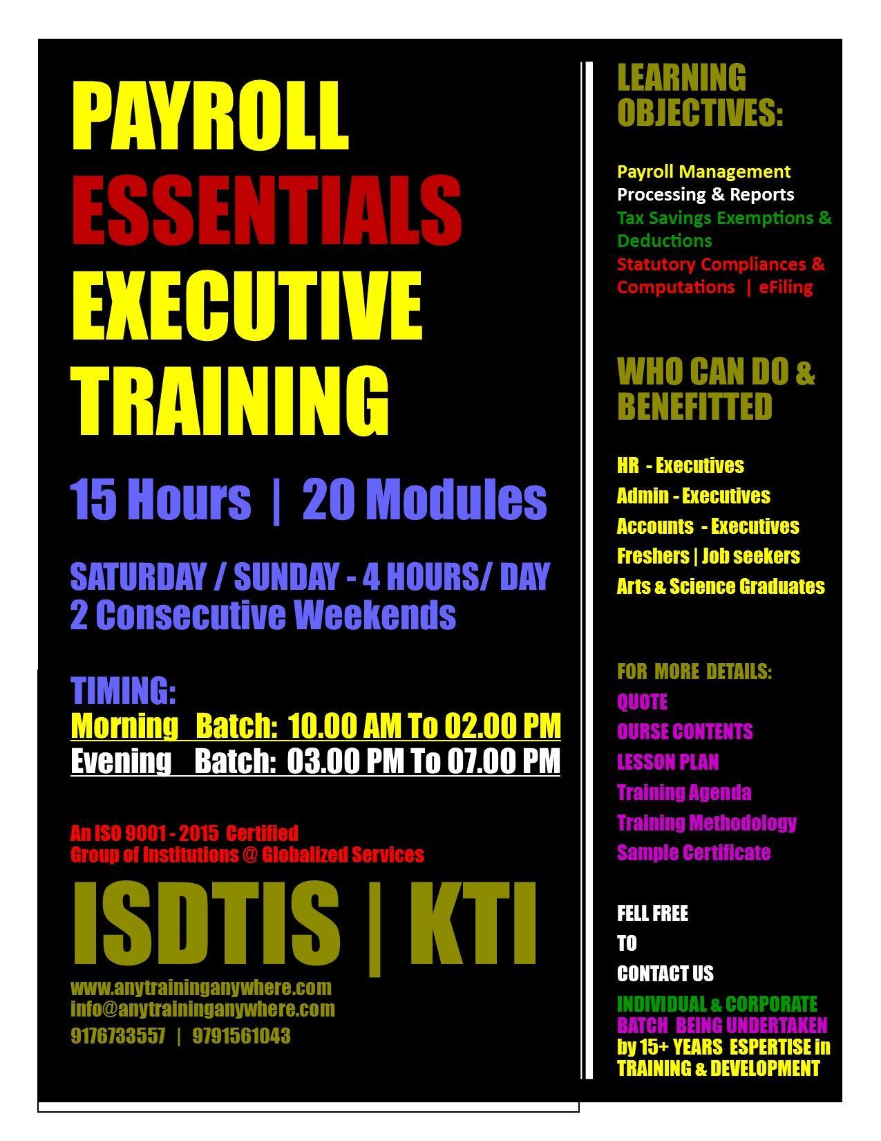 Leading Corporate Training Institute in Chennai, India