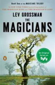 The Magicians book by Lev Grossman