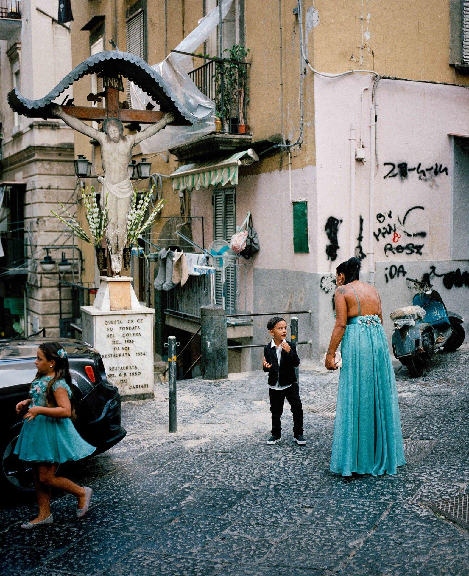Naples Through The Eyes Of A British Photographer (con