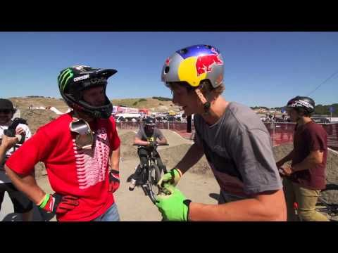 Speed & Style Finals at the 2013 Sea Otter Classic