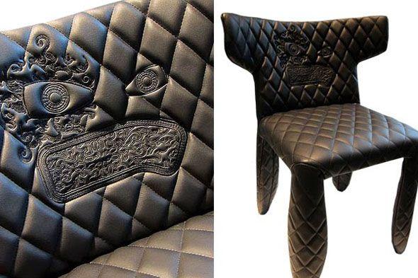 Marcel Wanders - Pattern Chair