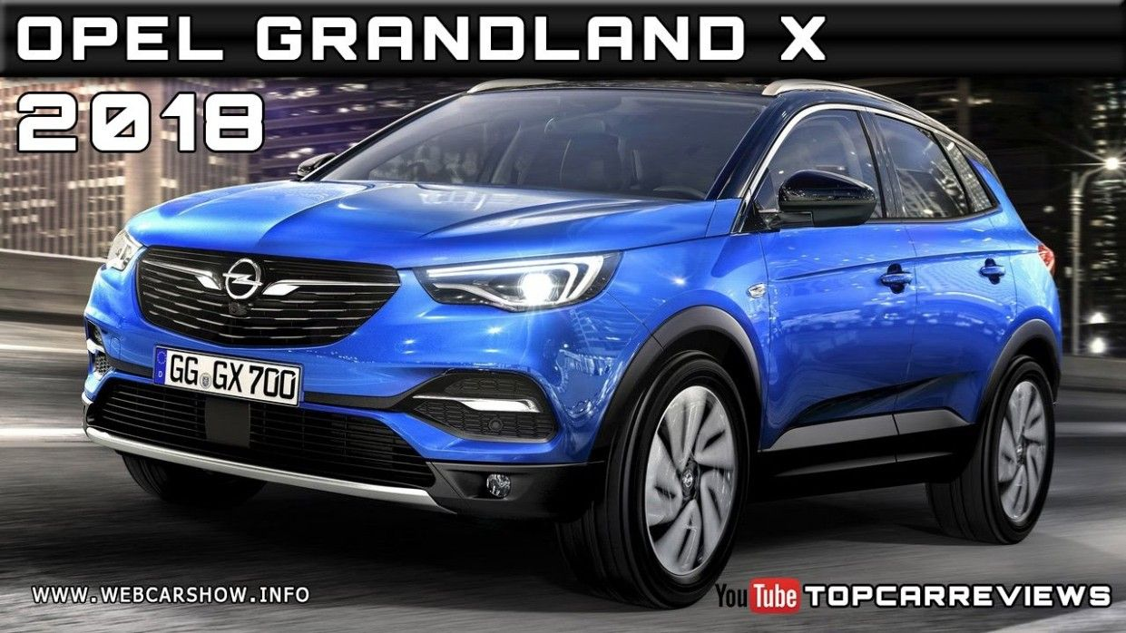 Opel Jeep 2020 Pret New (With images) Opel, Suv models