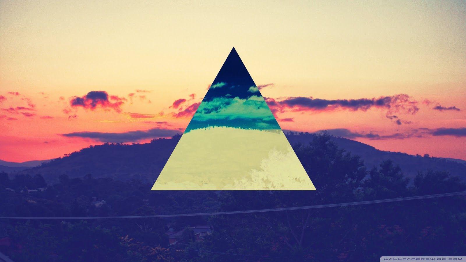 Triangle Fondos De Pantalla Hipster Wallpaper Wallpaper