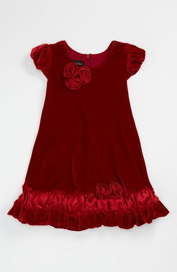 720c4ecb0 Isobella & Chloe Velvet Dress (Infant) available at #Nordstrom ...
