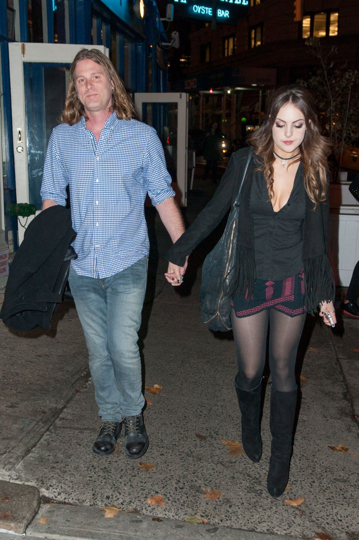 Elizabeth Gillies Going Out With Her Boyfriend - Http ...