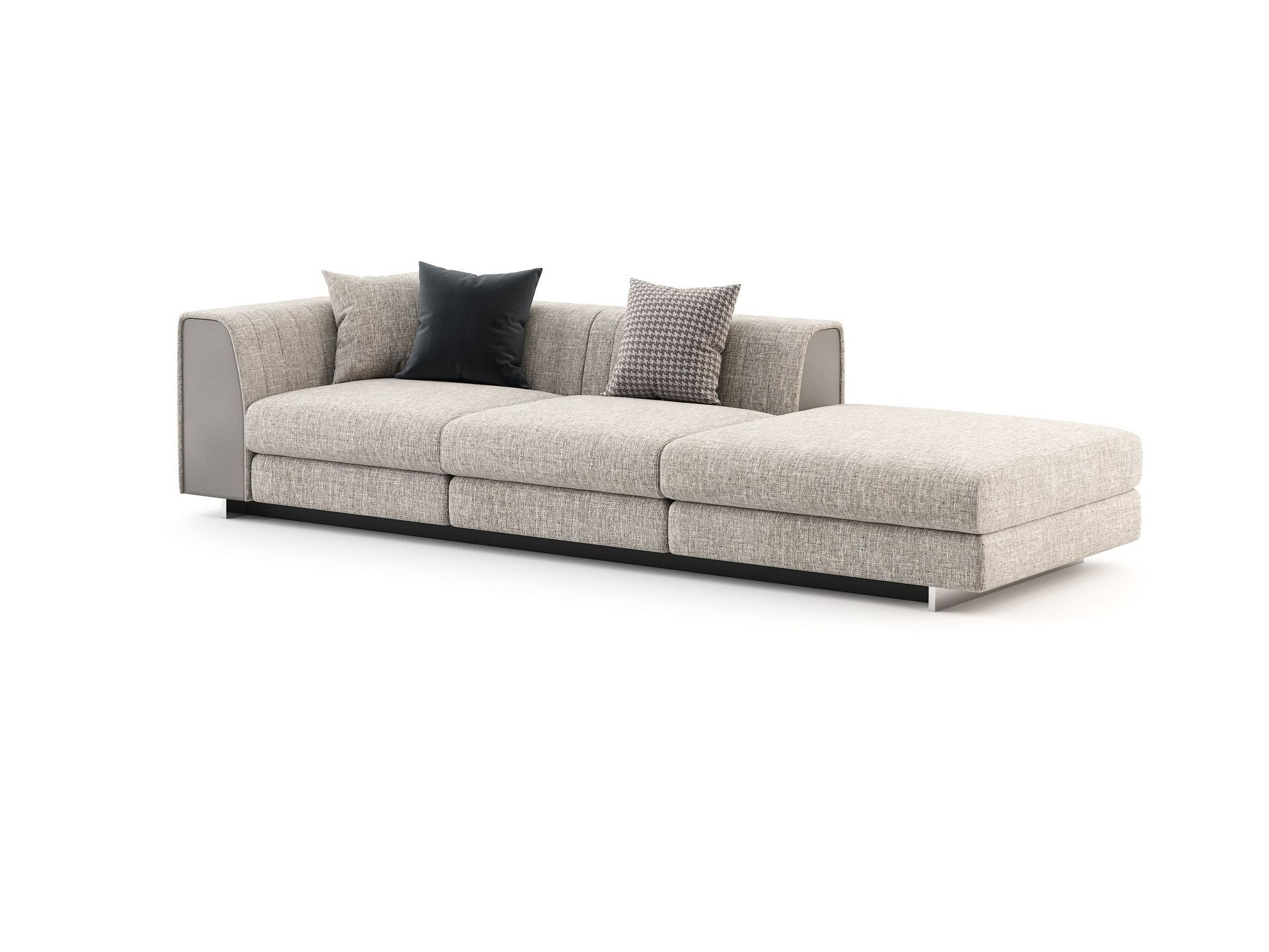 Harry Fabric Sofa Harry Collection By Laskasas Sofa Fabric Sofa Types Of Sofas