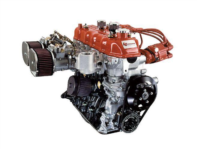 20r/22r hybrid engine by LC Engineering | Real Toyota Trucks