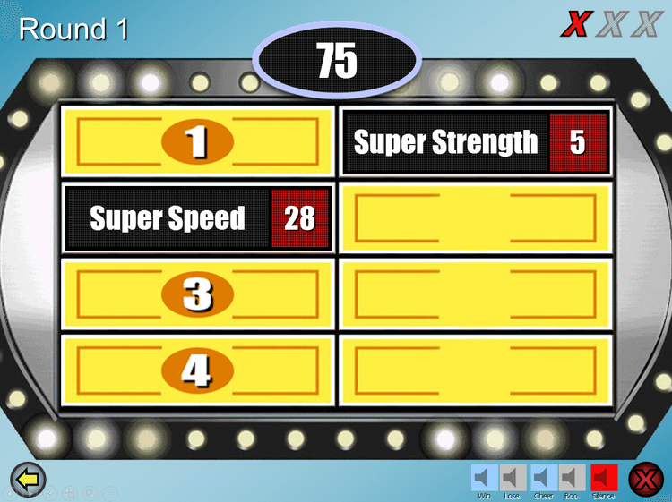 Family Feud Keynote Template from i.pinimg.com