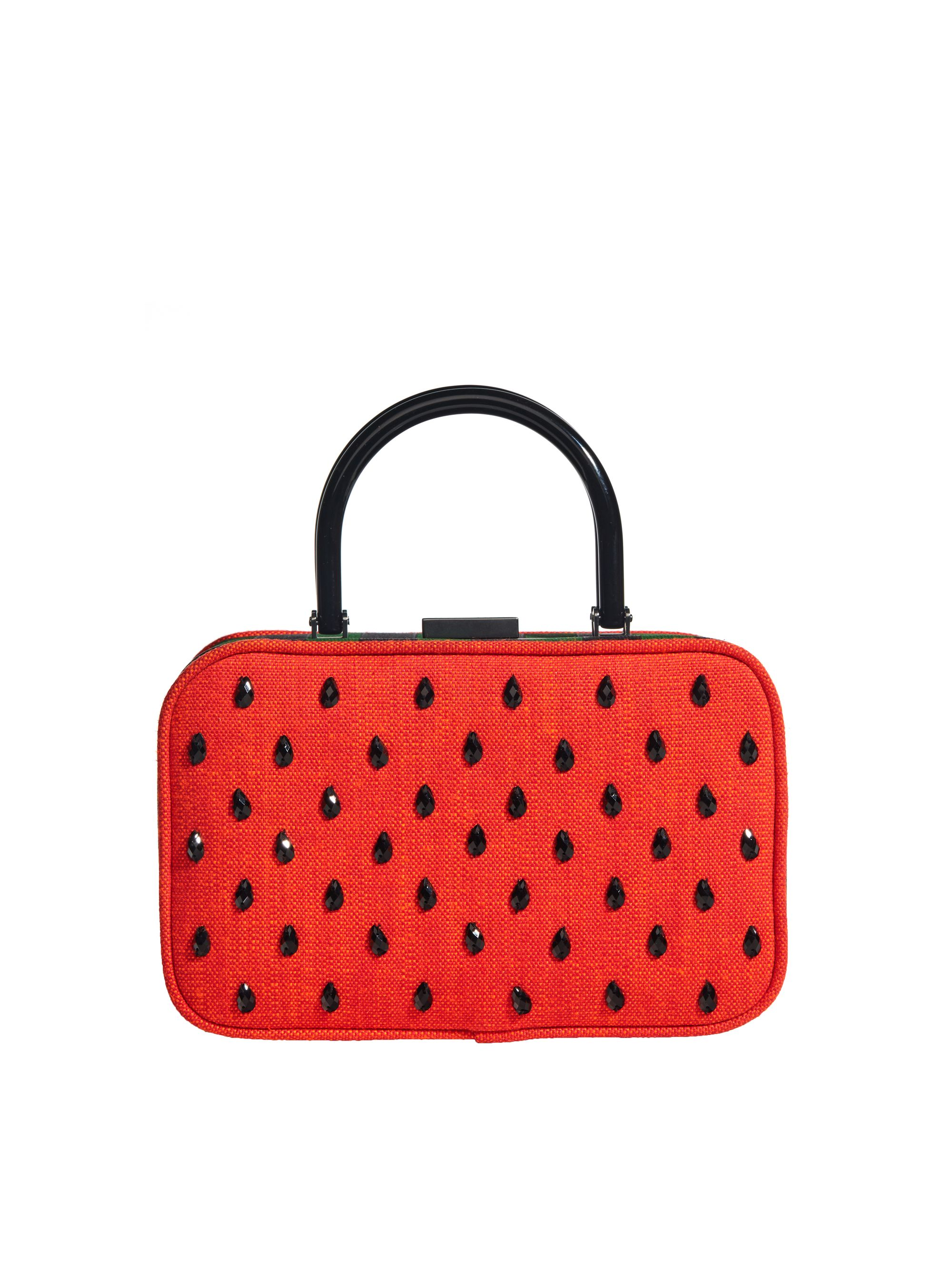 DREW WATERMELON FRAME BOX BAG by Alice + Olivia | HOT SUMMER ...