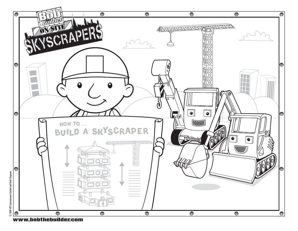 Pin de LMI KIDS Disney en Bob the Builder / Bob le Bricoleur   Pinterest