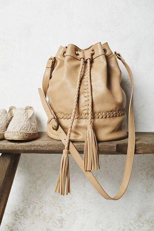 Free People Women S Tempest Bucket Bag