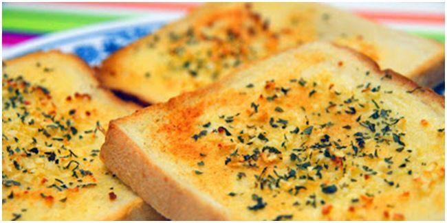 Vemale Com Resep Garlic Bread Sederhana Roti Garlic Roti Bawang Putih Rotis