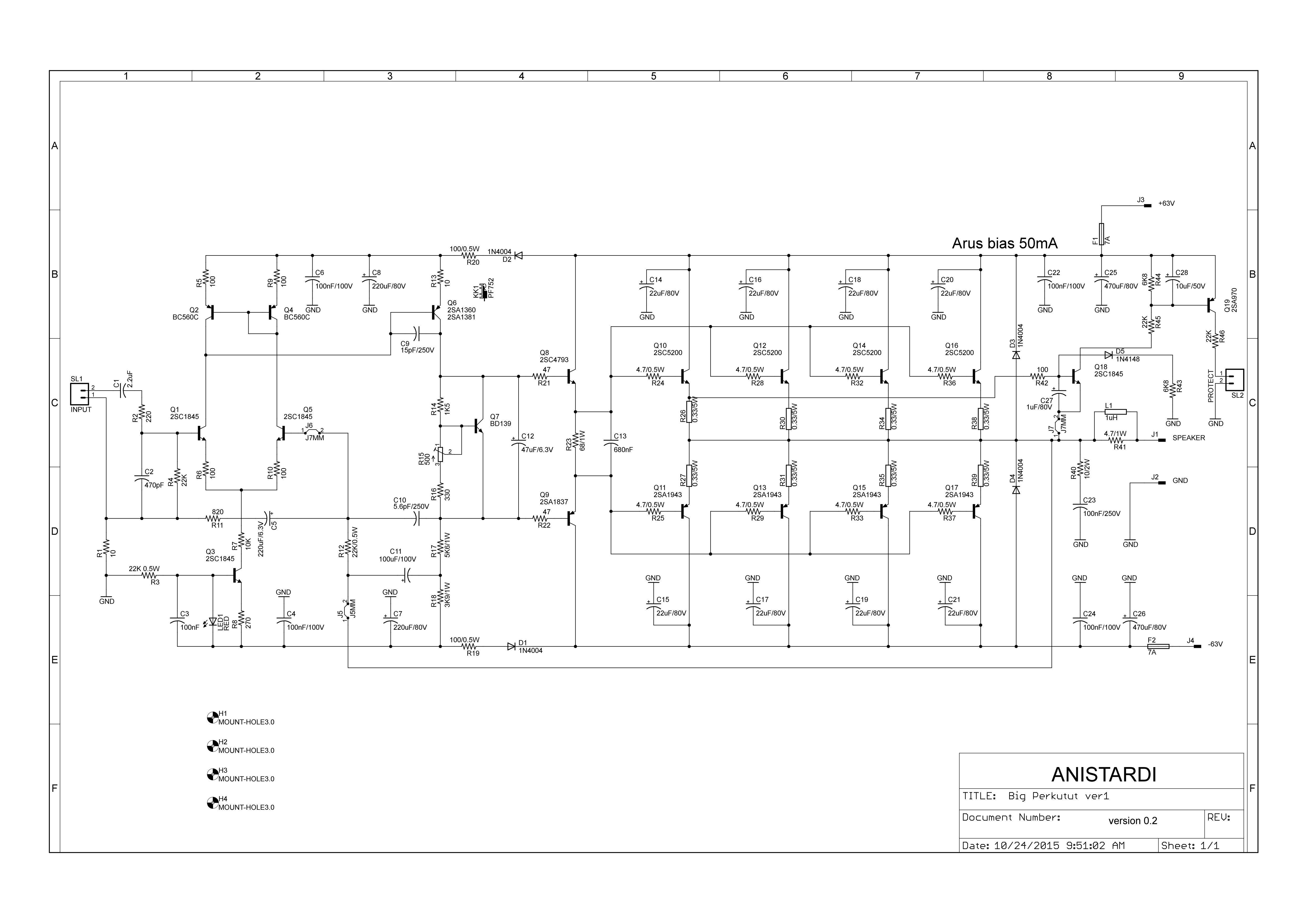 Redinareza On Pinterest Circuit Diagram Knowledge 2x40w Two Channel Class Ab Audio Power