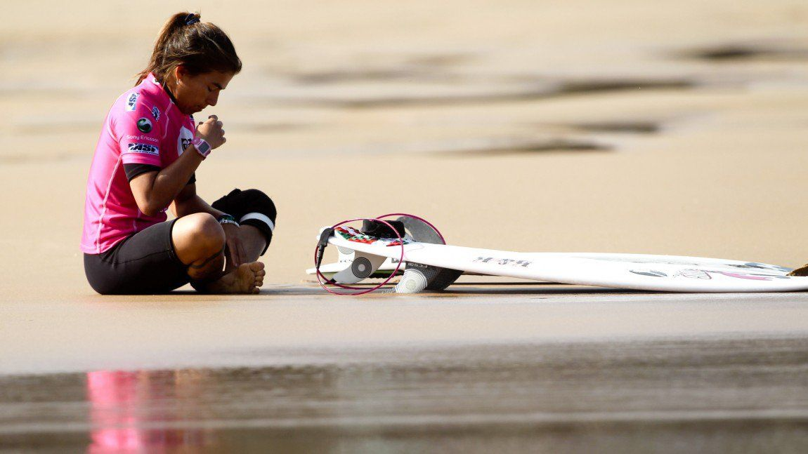 Silvana Lima, the best pro surfer in Brazil, shines light on her inability to secure sponsorships despite wild success.