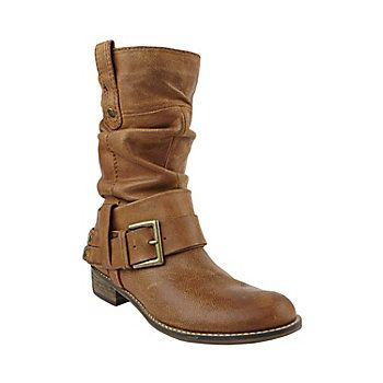 Not quite cowboy but love these Steve Madden boots