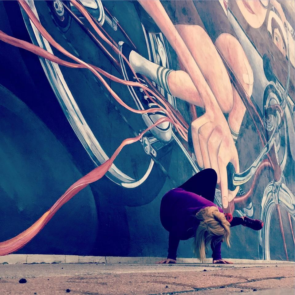 Yoga brought me back to me… | The P.O.M.