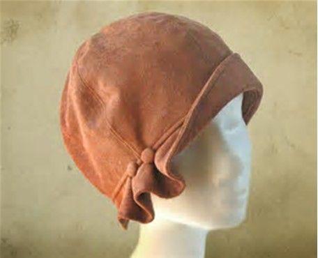 Free Cloche Hat Sewing Pattern | Sewing Patterns & Ideas | Pinterest ...
