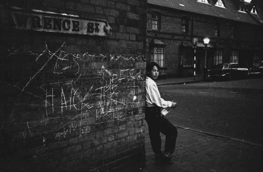 Birmingham 1964- David Farrell