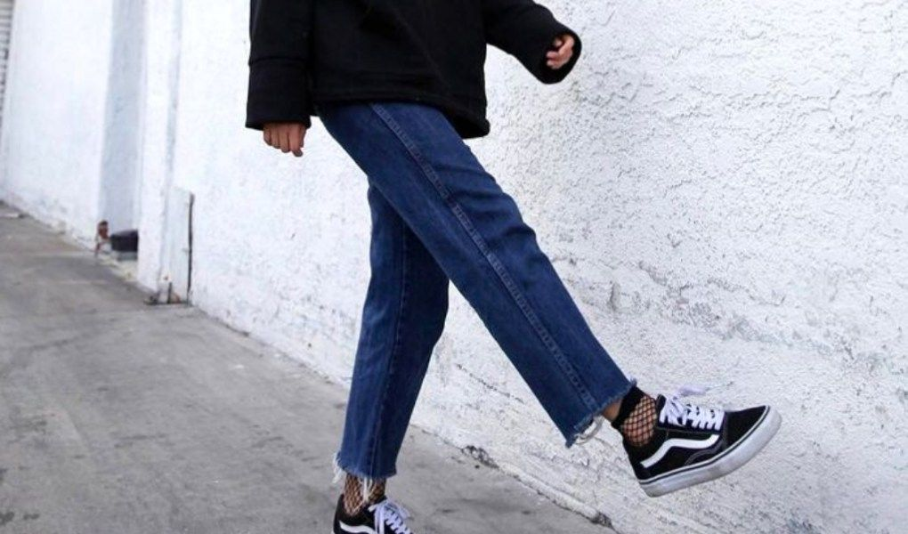 54ea13a582 Find your true edge by creating outfits paired with Vans sneakers to show  off your true style