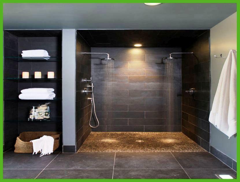 Basement Bathroom Shower Ideas (831×631)