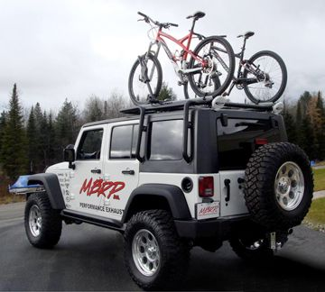 Mbrp Jeep Roof Racks Mbrp Jeep Rooftop Rack System Roof Rack