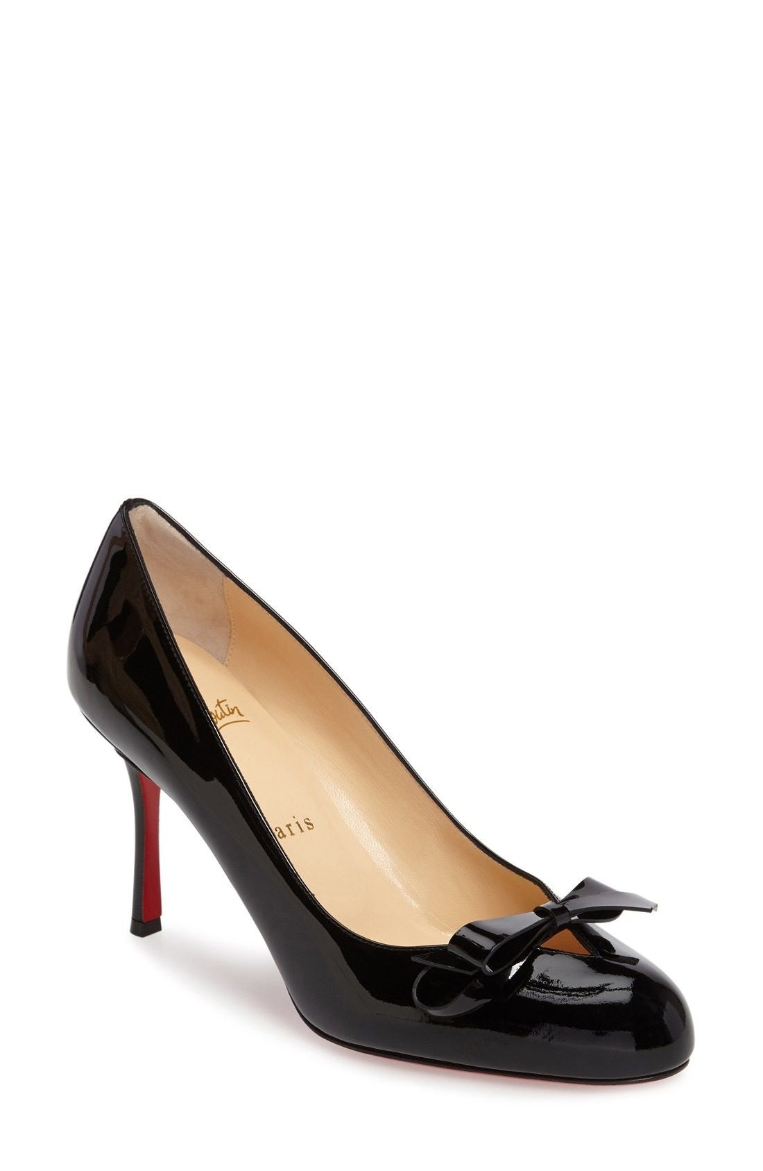6ba84d44bec Christian Louboutin Vinodo Bow Cutout Pump available at  Nordstrom ...