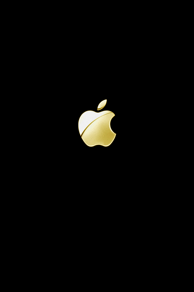 gold apple logo - Bing images