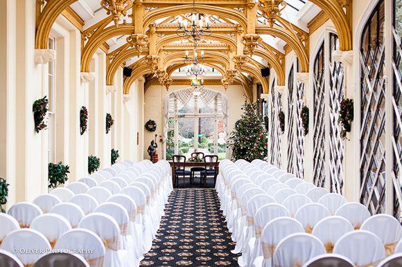 Orton hall peterborough wedding