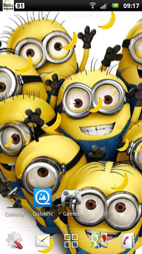 Despicable Me Minions Wallpapers Wallpaper 480x854 For Android 36