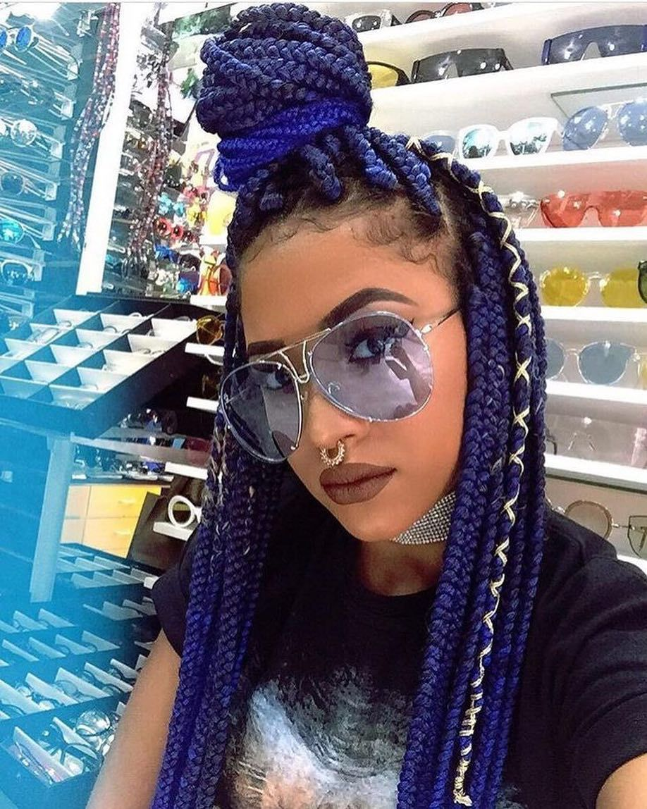 how to braid your own cornrows? easy and stylish cornrows