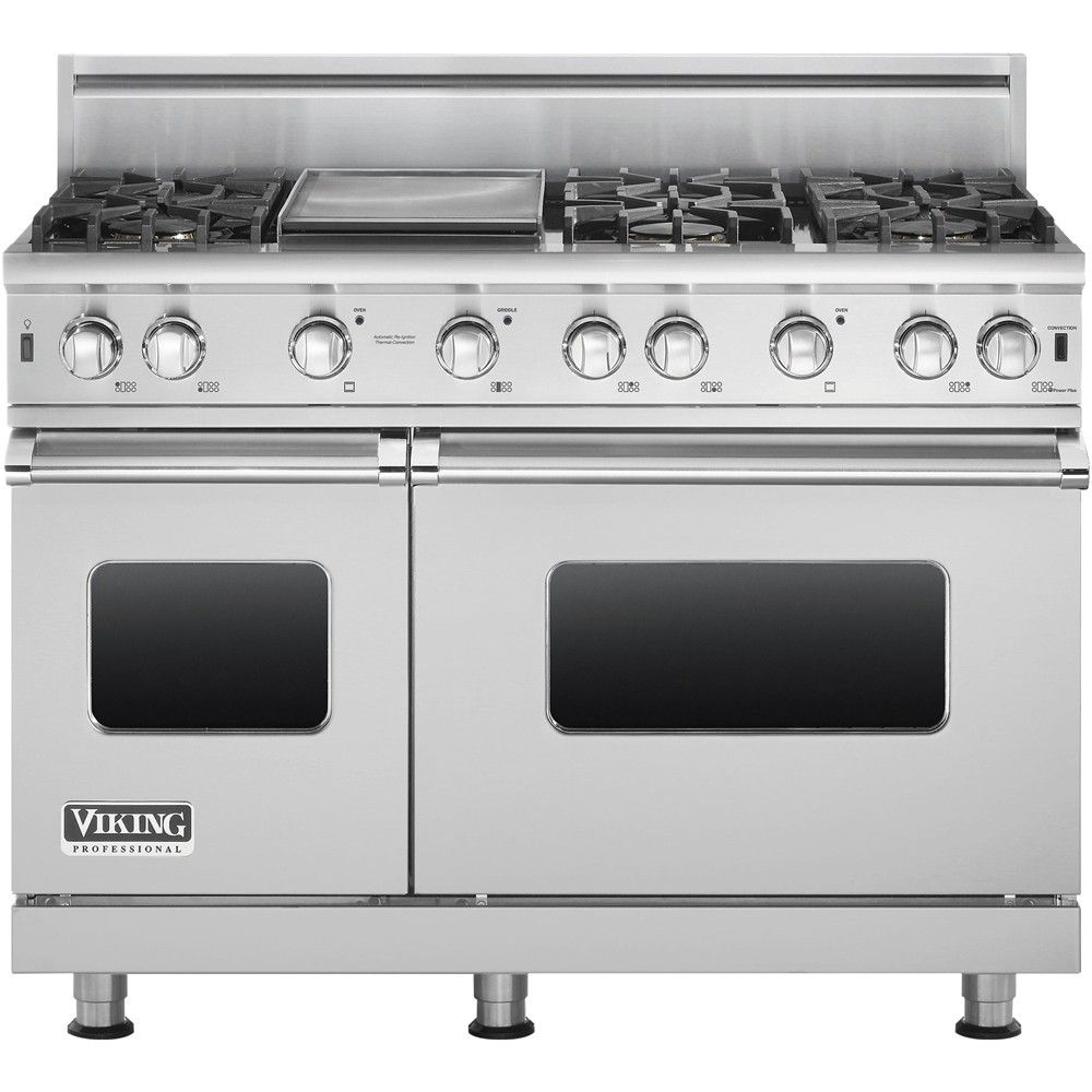 Freestanding Double Oven Gas Convection Range