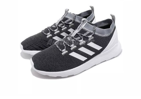 Adidas Questar Rise Black White Grey for Sale in Greer, SC