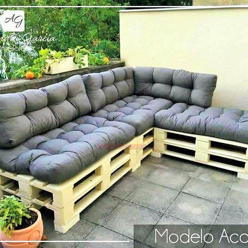 Diy Pallet Outdoor Furniture Ideas For Better Homes Gardens Pallet Furniture Outdoor Diy Pallet Furniture Outdoor Furniture