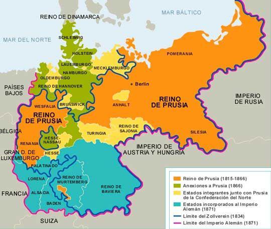 Resultado de imagen de prusia karte von 1800