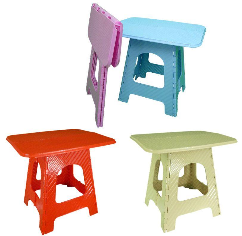 Wonderful Sturdy Plastic Folding Picnic BBQ Camping Garden Portable Kids Table