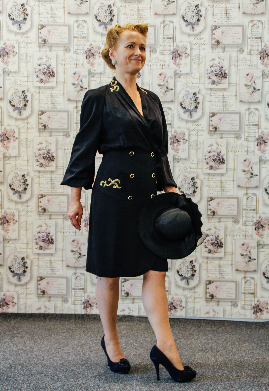 original 60er jahre vintage kleid karl lagerfeld | vintage