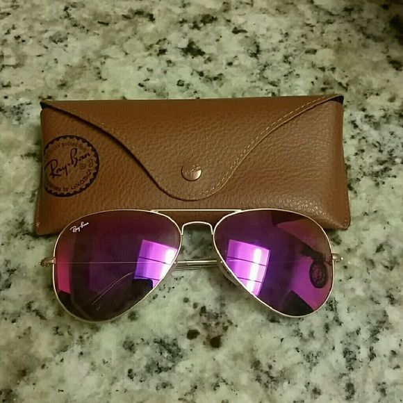 authentic ray ban aviator sale