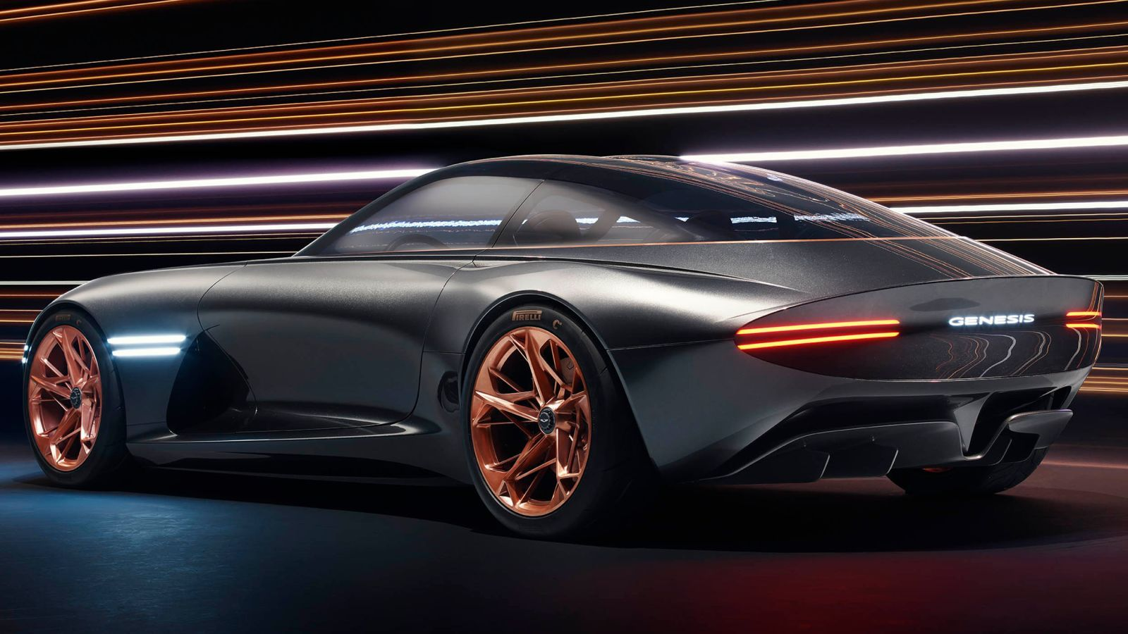 The Genesis Essentia Concept Looks Too Good Not To Build | Gt cars