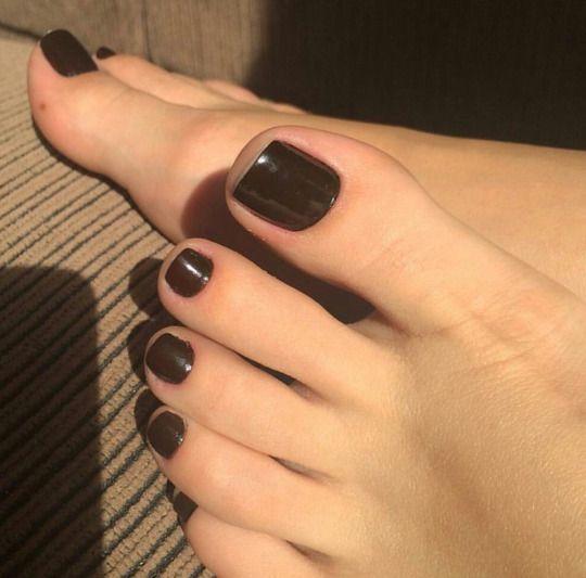 Womens Beautiful Feet  Feet Nails, Beautiful Toes, Pretty -1887