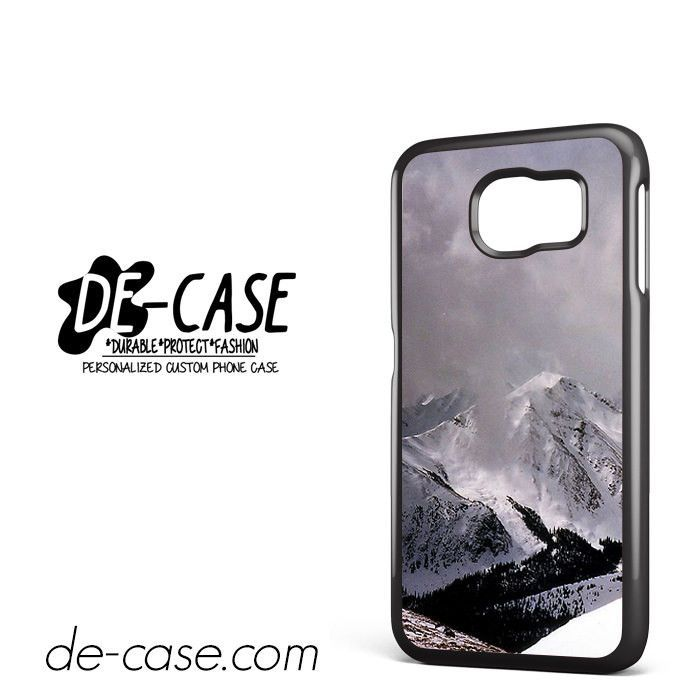 Whistler Mountain DEAL-11889 Samsung Phonecase Cover For Samsung Galaxy S6 / S6 Edge / S6 Edge Plus