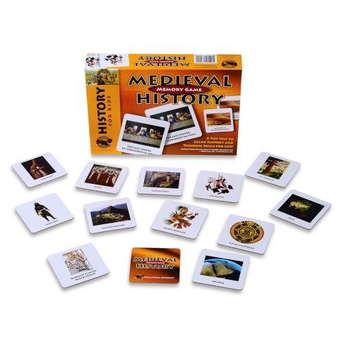 Medieval History Memory Game