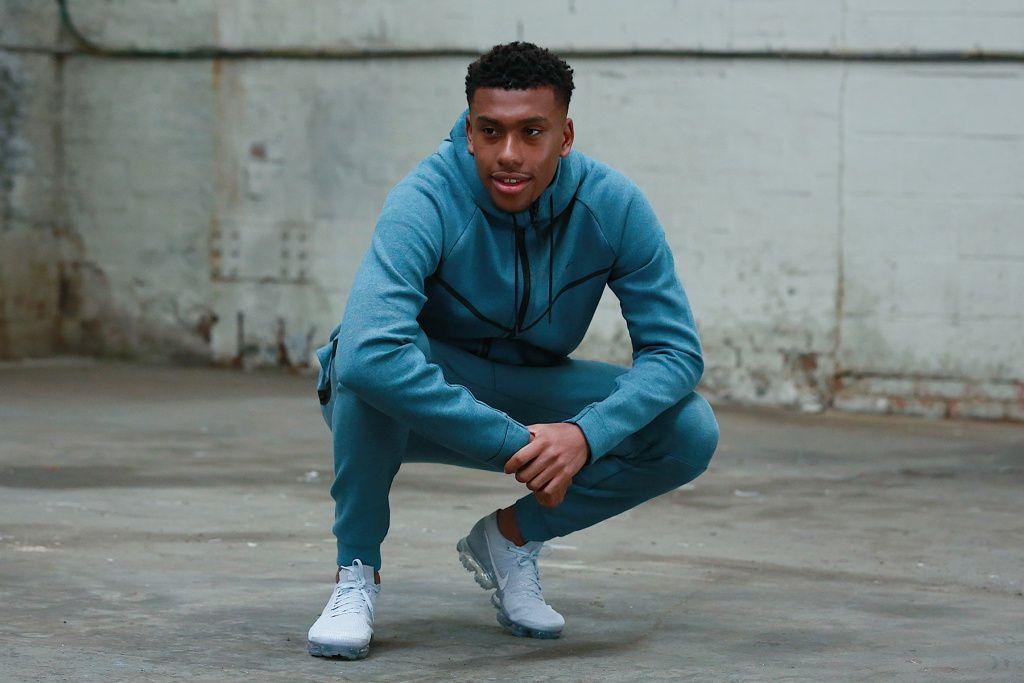 Alex Iwobi and Mauro Icardi Showcase Foot Locker Europe's Latest Nike Air  Max Collection