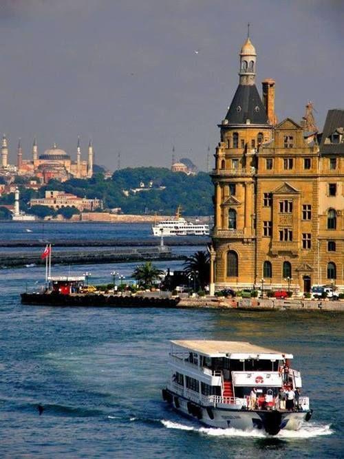 İstanbul By Erdal Sarıtaş