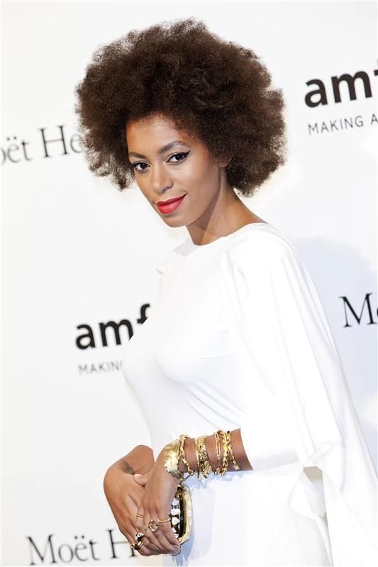 Women's Style: Look Majestic With Layered Bracelets featuring Solange Knowles