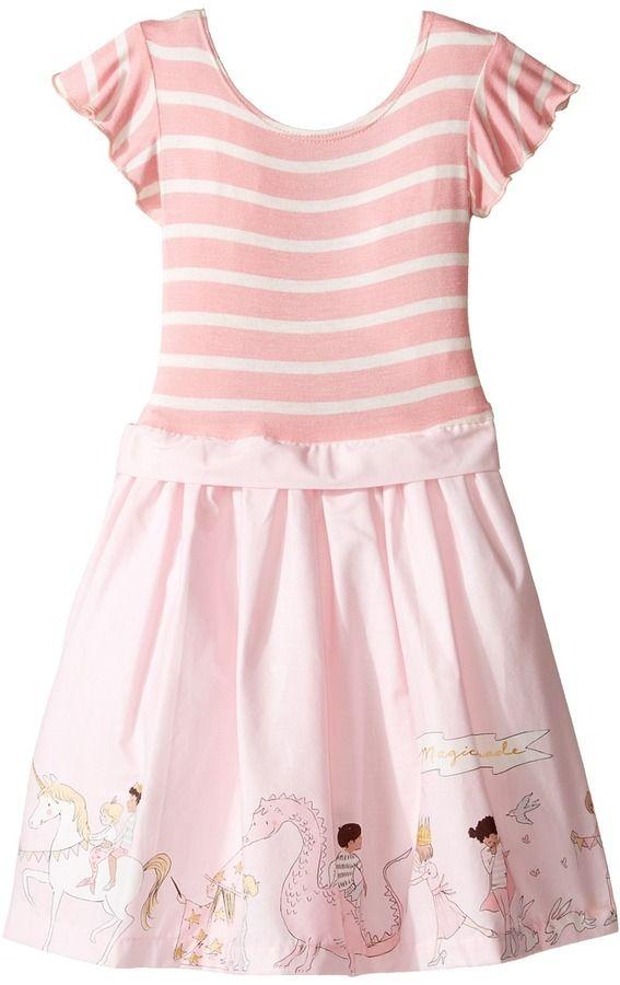42d04a740e1d fiveloaves twofish Parade Little Abbie Dress (Toddler/Little Kids ...
