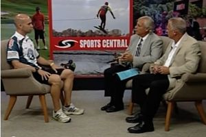 Polk County Tourism & Sports Marketing's Sports Central on TV Friday's at noon.